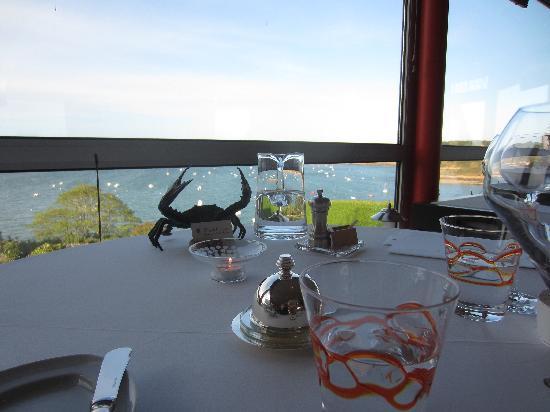 l'Hotel de Carantec: restaurant