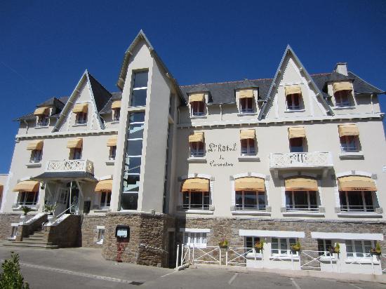 l'Hotel de Carantec: hotel