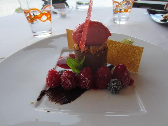 l'Hotel de Carantec: dessert