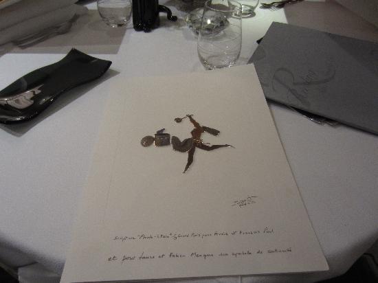 Le Cygne : restaurant