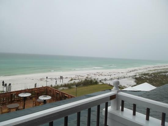 Henderson Park Inn: It was a rainy weekend