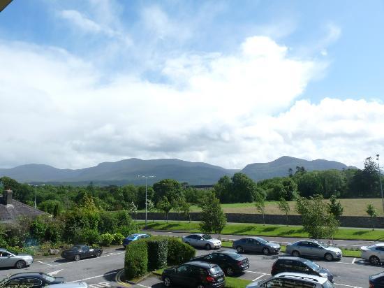 Gleneagle Hotel: Amazing view!
