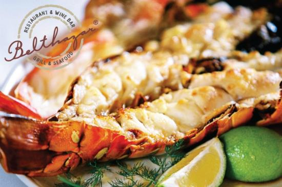 Belthazar Restaurant and Wine Bar - Crayfish