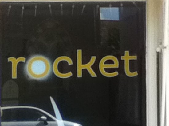 The Excellent Rocket Cafe, Hereford