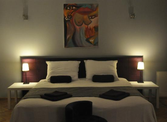 Anton Hostel : Double room