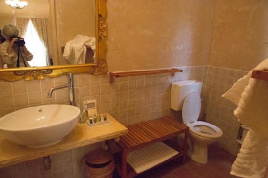 Smadar-Inn: Bathroom
