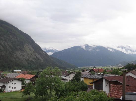 view from balcony at Zum Lamm
