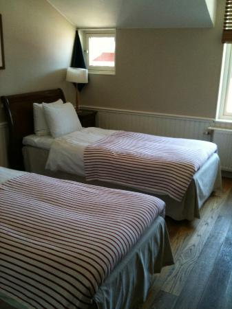 The Sandhamn Yacht Hotel: Room
