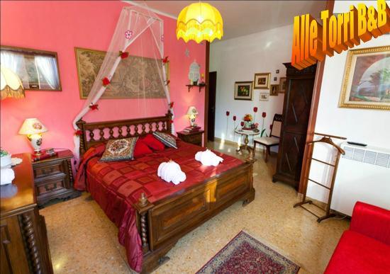 Alle Torri B&B : romantic room