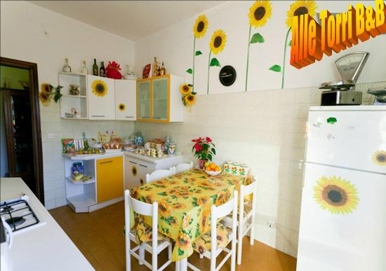 Alle Torri B&B: breakfast area 2