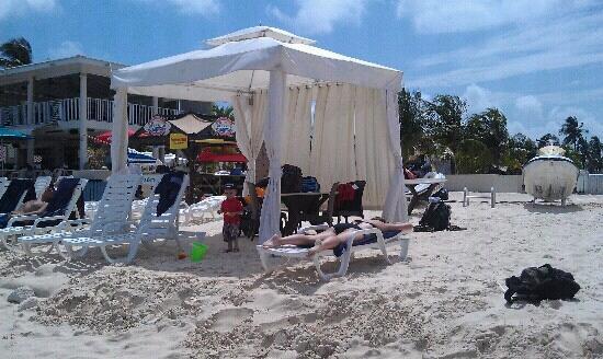Cabana 1 At Royal Palms Picture Of Royal Palms Beach Club Seven Mile Beach Tripadvisor