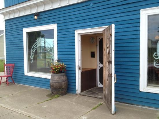 Louisbourg, Канада: grubstake