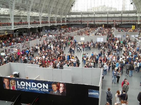 Olympia London : LFAC 2012 at Olympia Grand Hall