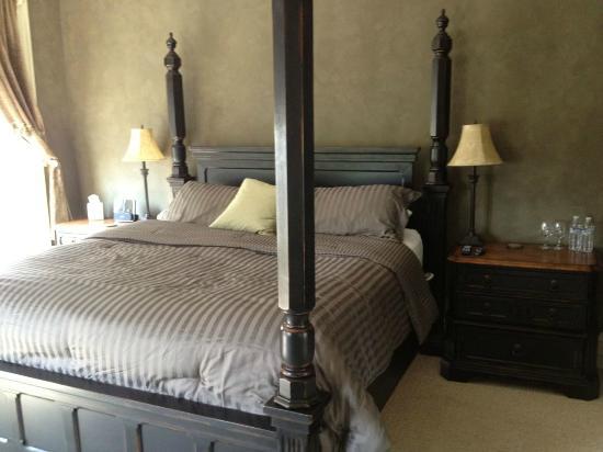 Brayton Bed and Breakfast : Bedroom