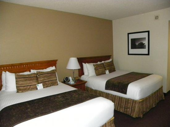 BEST WESTERN PLUS Bayside Inn: Interno camera