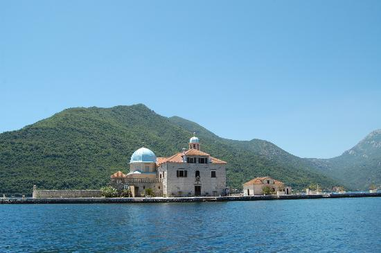 Kotor Bay Tours: Our Lady of the Rocks