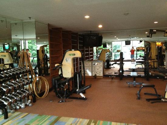 Hotel Santika Premiere Slipi: Free weights