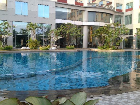 โรงแรมซานติก้า พรีเมียร์ จาการ์ตา: Pool