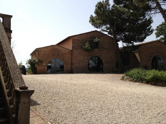 B&B Il Greppo: Agriturismo Il Greppo Abbadia Montepulciano