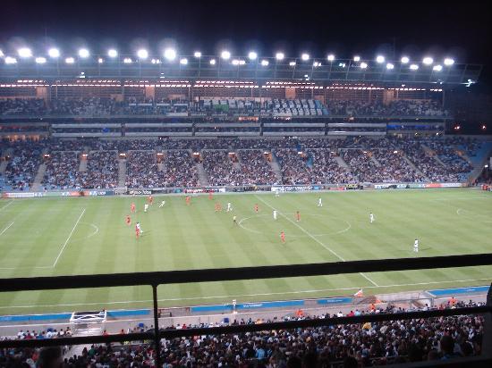 Picture of orange velodrome marseille tripadvisor for Porte 7 stade velodrome