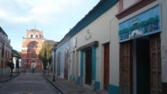 Hostal Maria Chamula: ubicacion
