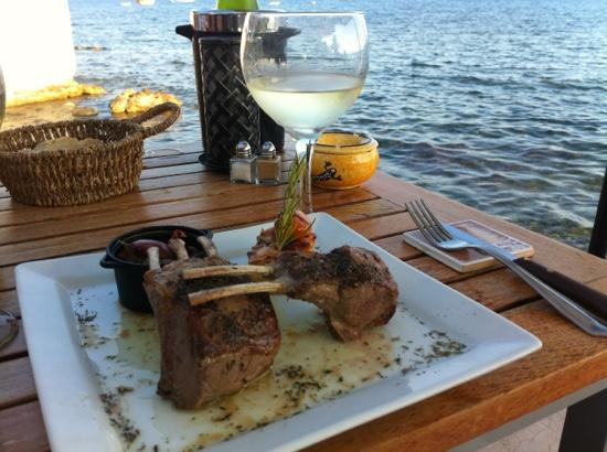 Soleado: fine dining by the sea