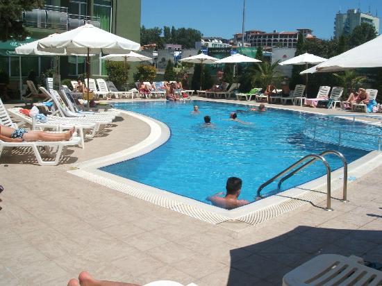 MPM Hotel Boomerang: Pool