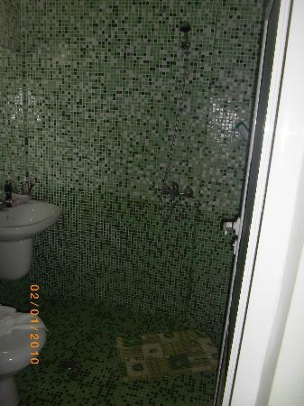 MPM Hotel Boomerang: Wet Room