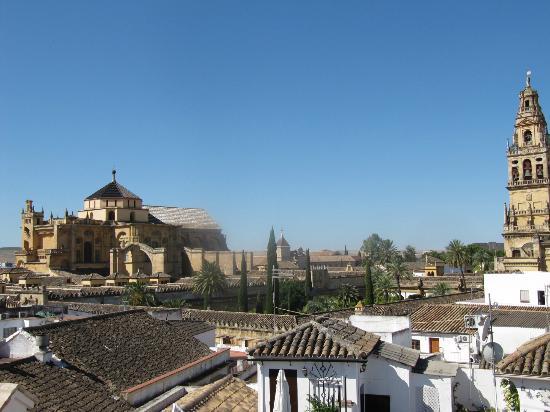 Balcon de Cordoba: dat view