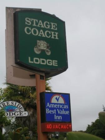 Americas Best Value Stage Coach Lodge