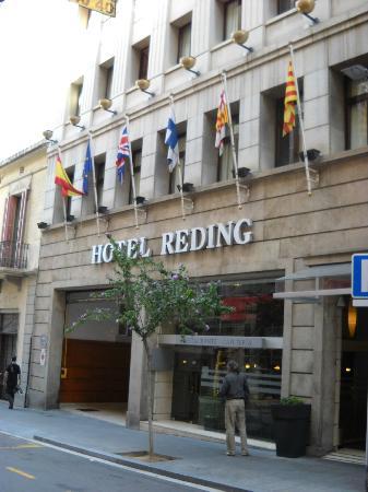 Hotel Reding Croma: Vista esterna
