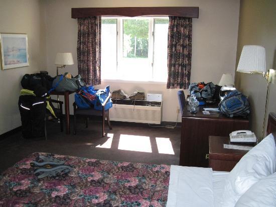AmericInn Lodge & Suites Silver City: Room