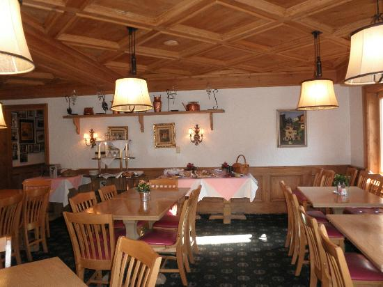 Gasthof Gramshammer: Breakfast room