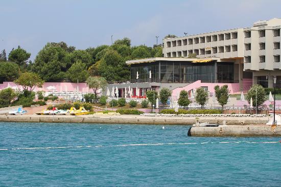 Island Hotel Istra: Hotel Istra