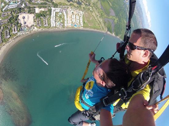 Skydive Fiji: Wheee!