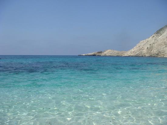 Lixouri, Grécia: La Mer..