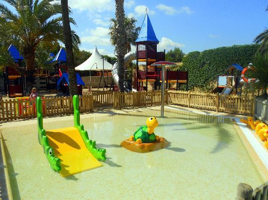 Kids Playground Picture Of Portblue Club Pollentia Resort Spa