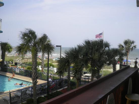 Mako S Oceanfront Bar And Grill Myrtle Beach