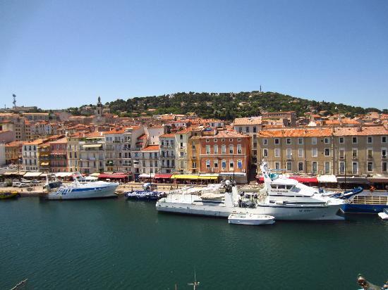 Hotel L'Orque Bleue : View