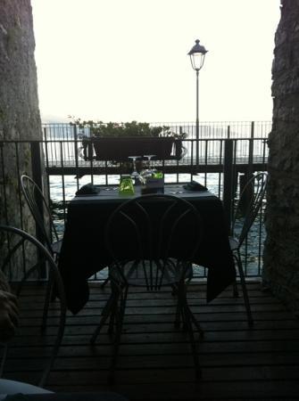 Trattoria San Martino Tre Oche: il nostro tavolo