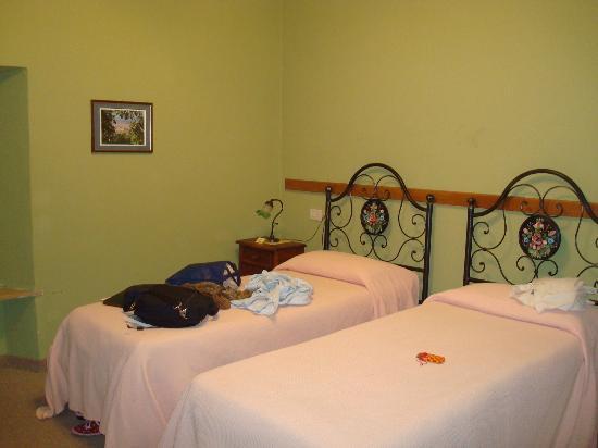 Hotel Aganoor: stanza doppia
