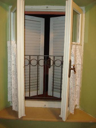 Hotel Aganoor: finestra