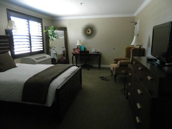 Cupertino Hotel: Wish my room looked like this