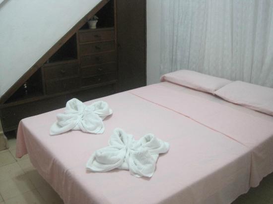 Casa Ana Maria: Habitación con baño