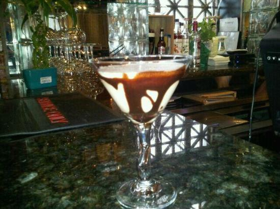 Anthony Wayne's Restaurant: Chocolate Martini