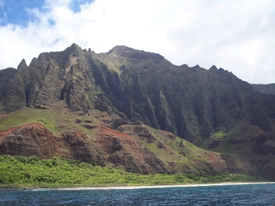 Na Pali Sea Breeze : Napali Coast