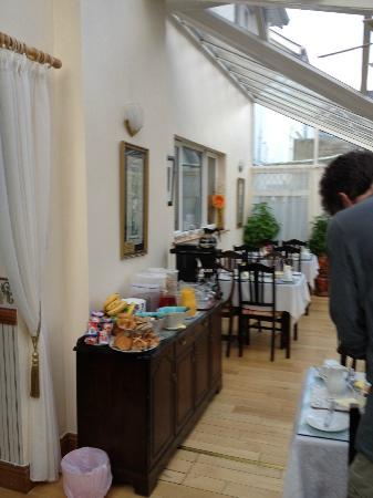 Asgard Guesthouse: Dining Area - Atrium #2