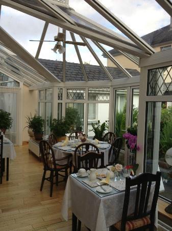 Asgard Guesthouse: Dining Area - Atrium #1