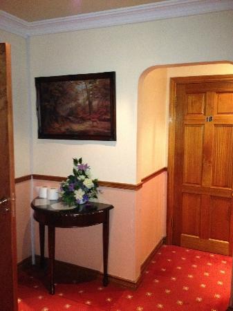 Asgard Guesthouse: A Cozy Hallway