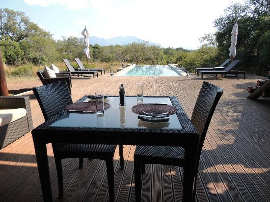 Vuyani Safari Lodge: Un cadre très calme pour se reposer entre deux safaris
